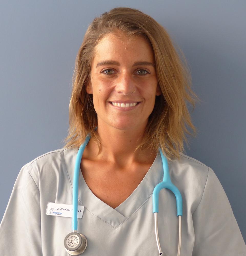 Charlène Sutter - Vétérinaire