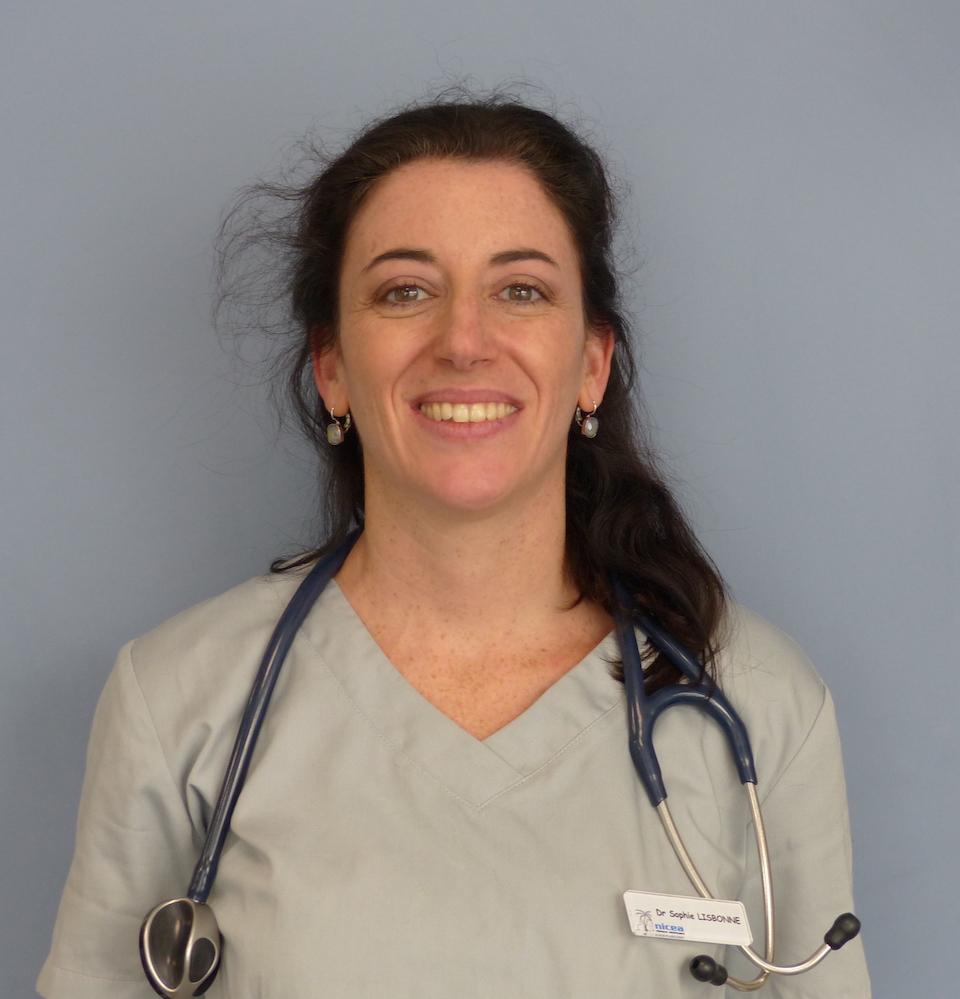 Sophie Lisbonne - Vétérinaire